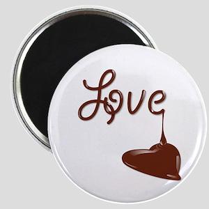 Love chocolate Magnets