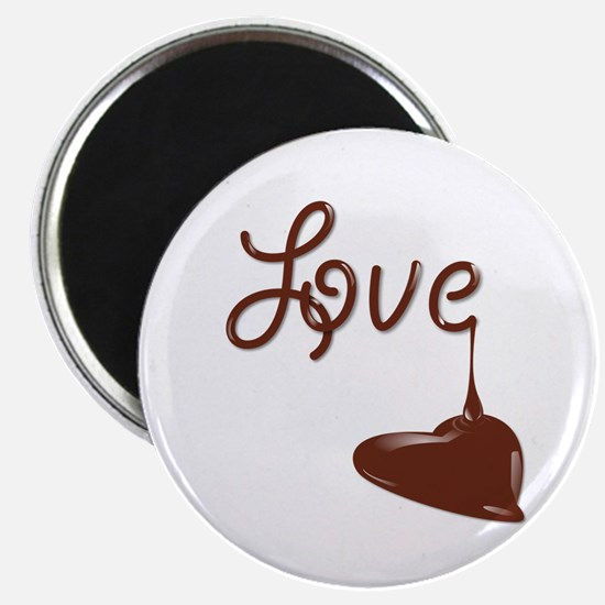 Love chocolate Magnets