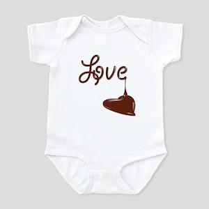 Love chocolate Body Suit