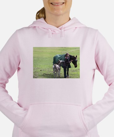 Don't Be An Ass Women's Hooded Sweatshirt