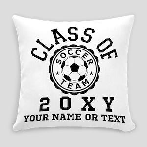 Class of 20?? Soccer Everyday Pillow