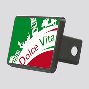 Dolce Vita Rectangular Hitch Cover