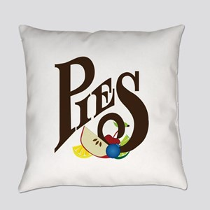 Pies Everyday Pillow