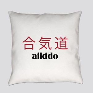 Aikido Everyday Pillow