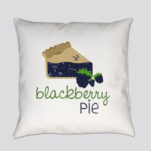 Blackberry Pie! Everyday Pillow