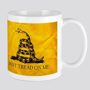 Don't Tread On Me Mugs