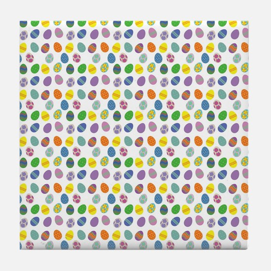 JELLY BEANS Tile Coaster