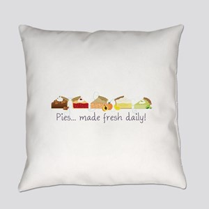 Made Fresh Daily! Everyday Pillow