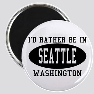 I'd Rather Be in Seattle, Was Magnet