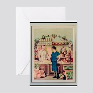 L'Epicerie Greeting Cards