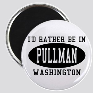 I'd Rather Be in Pullman, Was Magnet