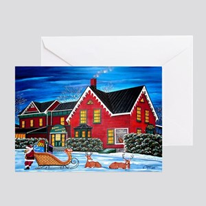 Christmas Card Greeting Cards