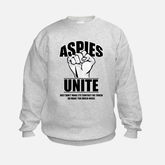 Aspies Unite Sweatshirt