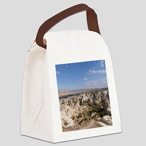CAPPADOCIA 3 Canvas Lunch Bag