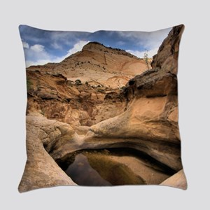 CAPITAL REEFS Everyday Pillow