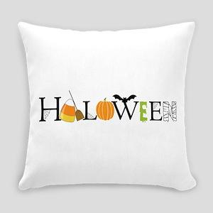 Halloween Everyday Pillow