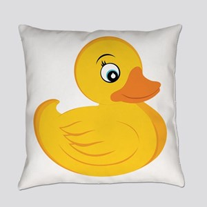Rubber Ducky Everyday Pillow