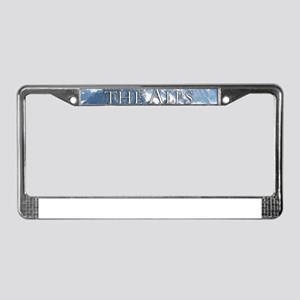 THE ALPS PRO PHOTO License Plate Frame