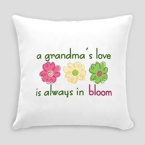 Grandmas Love Everyday Pillow