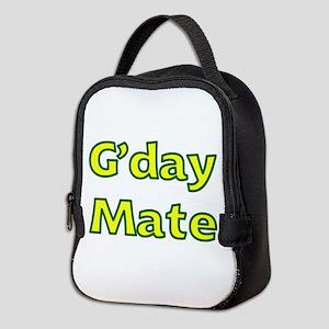 G'day Mate Neoprene Lunch Bag