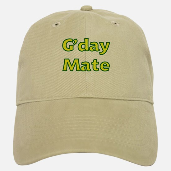 G'day Mate Baseball Baseball Cap