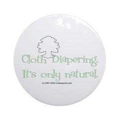 CD -- Only Natural Ornament (Round)