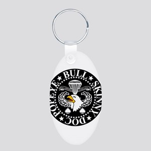 Band of Brothers Crest Keychains
