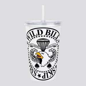 Band of Brothers Crest Acrylic Double-wall Tumbler