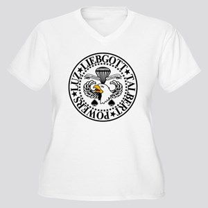 Band of Brothers Crest Plus Size T-Shirt