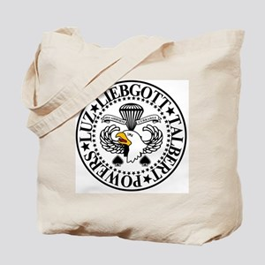 Band of Brothers Crest Tote Bag
