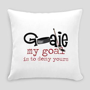 My Goal Everyday Pillow