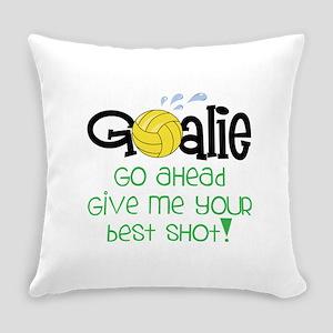 Go Ahead Everyday Pillow