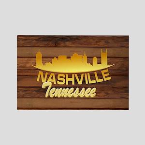Nashville-LTS-02 Rectangle Magnet