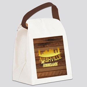 Nashville-LTS-02 Canvas Lunch Bag
