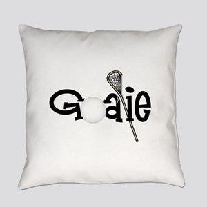 Lacrosse Goalie Everyday Pillow