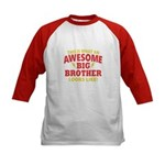 Awesome Big Brother Baseball Jersey