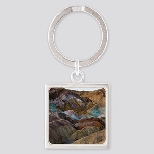 ARTISTS PALETTE 2 Square Keychain