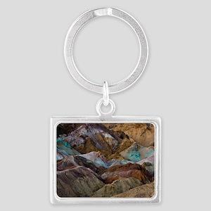 ARTISTS PALETTE 2 Landscape Keychain
