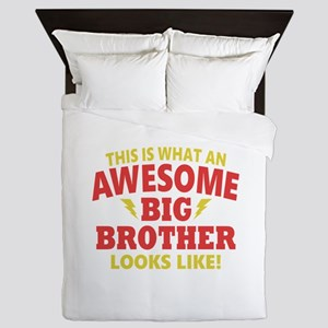 Awesome Big Brother Queen Duvet