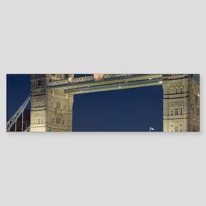 TOWER BRIDGE Sticker (Bumper)