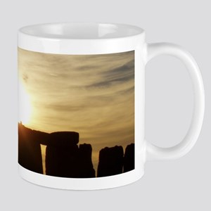 SUNSET AT STONEHENGE Mug