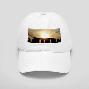 SUNSET AT STONEHENGE Cap