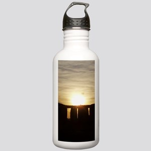 SUNSET AT STONEHENGE Stainless Water Bottle 1.0L