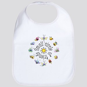 Small Circle Of Friends Bib