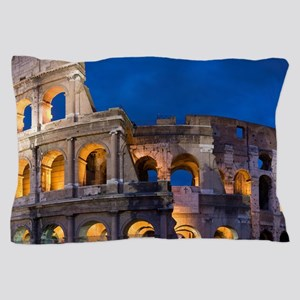 ROME COLOSSEUM 2 Pillow Case