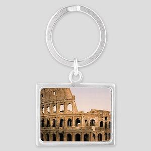 ROME COLOSSEUM Landscape Keychain