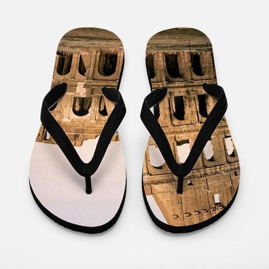 ROME COLOSSEUM Flip Flops