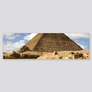 PYRAMID GIZA Sticker (Bumper)
