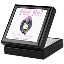 Beat Me Dragon Queen Keepsake Box