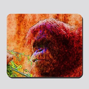 Abstract Animal Mousepad